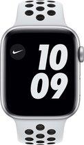 Apple Watch Series 6 Nike - 44mm - Zilver