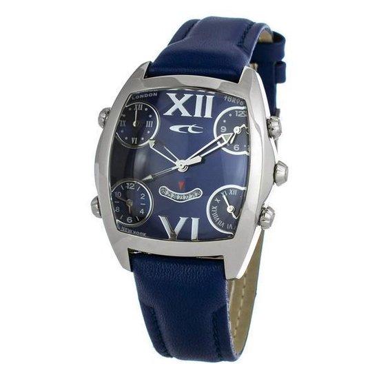 Horloge Heren Chronotech CT7400M (45 mm)