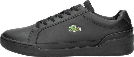 Lacoste Challenge 0120 2 SMA Heren Sneakers - Black - Maat 42