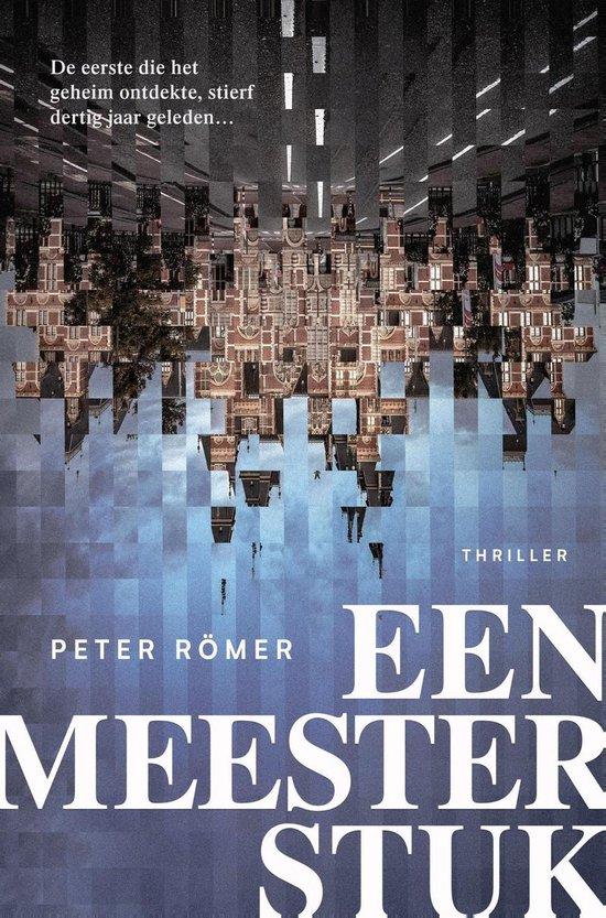 Boek cover Een meesterstuk van Peter Römer (Onbekend)