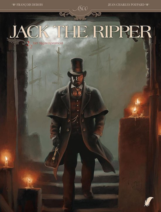 Jack the ripper hc02. protocol hypnos - Jean-Charles Poupard   Fthsonline.com