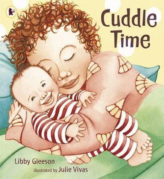 Boek cover Cuddle Time van Libby Gleeson (Paperback)