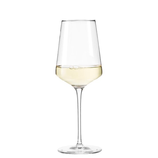 Leonardo witte wijnglas Puccini - 400 ml - set 6 stuks