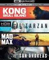 Discovery Film Box (4K Ultra HD Blu-ray)
