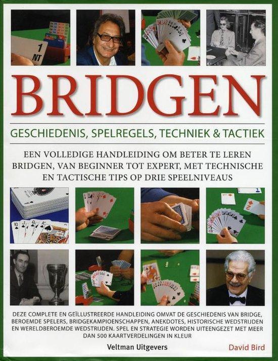Cover van het boek 'Bridgen'