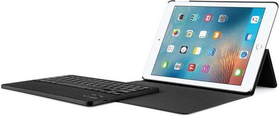 Apple iPad air 2 Stand Case Met Bluetooth 3.0 Keyboard Zwart