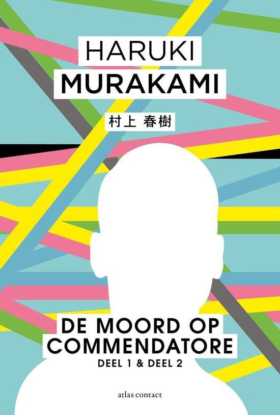 De moord op Commendatore Deel 1 & Deel 2 - Haruki Murakami | Fthsonline.com
