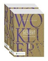 Boek cover Collegebundel 2018-2019 van Henk Kummeling