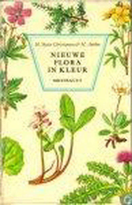 Nieuwe flora in kleur - Christiansen |