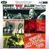 Three Classic Albums Plus (Red Allen Meets Kid Ory