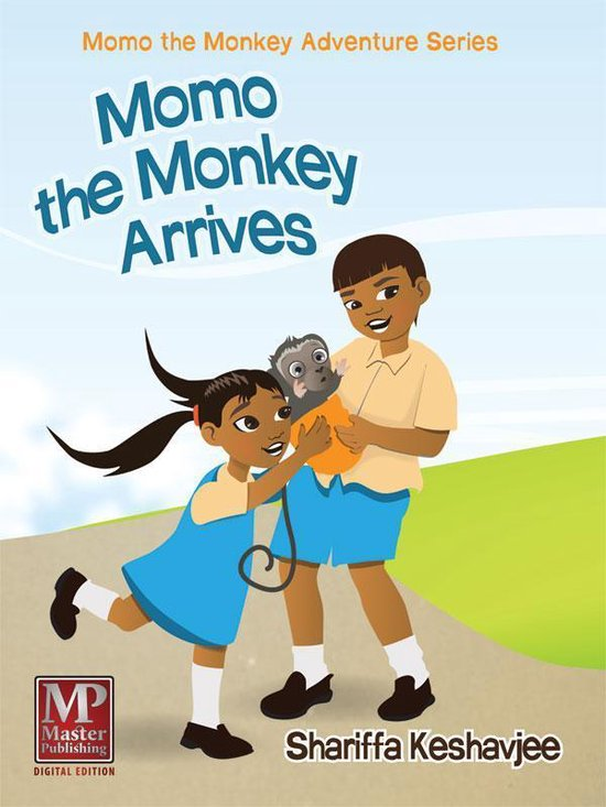 Momo the Monkey Arrives (Momo the Monkey Adventure Series #1)