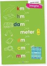 Lesmaatje.nl   Educatieve poster   Metriek stelsel, lengtematen