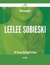 New- Complete Leelee Sobieski - 101 Things You Need To Know