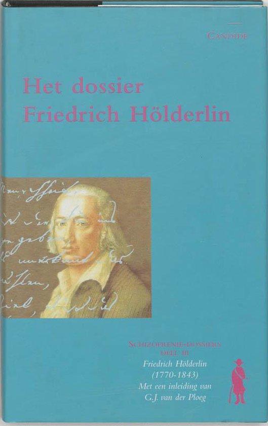 Schizofrenie-dossiers 3 - Het dossier Friedrich Holderlin - F. Holderlin |