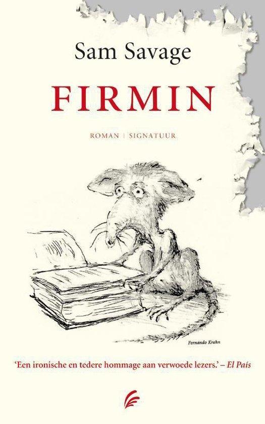 Firmin - Sam Savage   Fthsonline.com