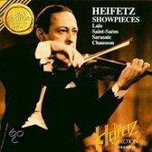 The Heifetz Collection Vol 22 - Lalo, Saint-Saens, et al