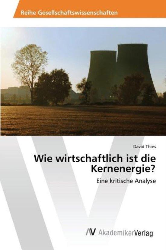 Wie wirtschaftlich ist die Kernenergie?