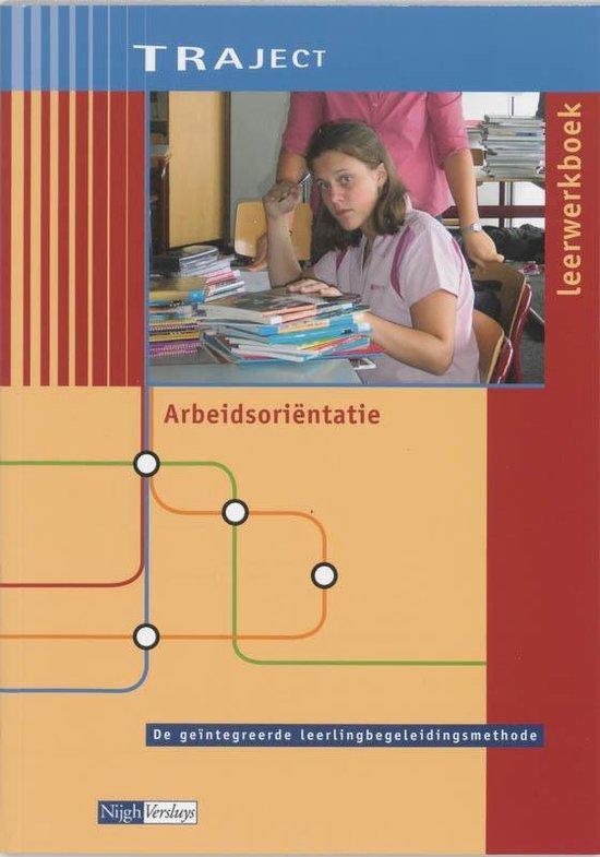 Traject Arbeidsorientatie Leerwerkboek - H. van Eerden pdf epub