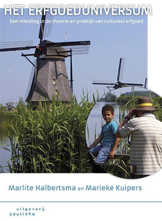 Het erfgoeduniversum - Marlite Halbertsma |