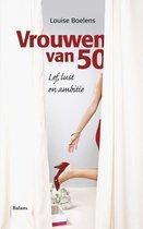 Boek cover Vrouwen van 50 van Louise Boelens