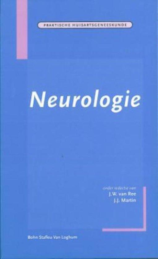 Boek cover Neurologie van B.S.P. Hellemons-Boode (Hardcover)