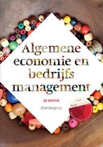 Afbeelding van Algemene economie en bedrijfsmanagement