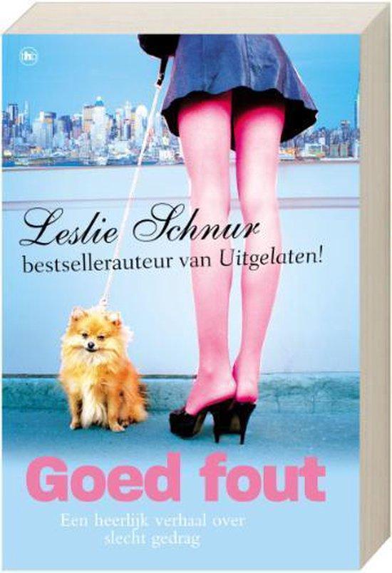 Goed Fout - Leslie Schnur |