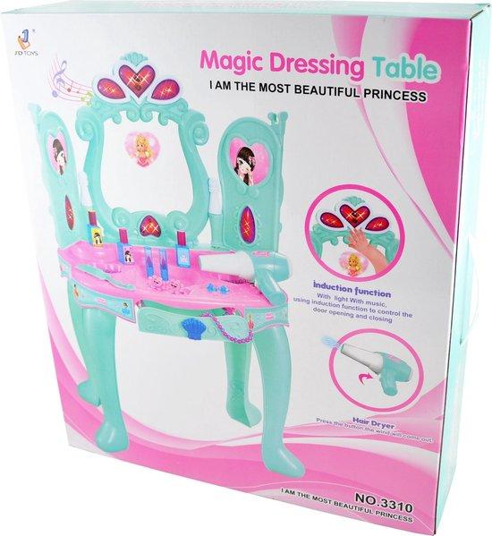 Magische Prinsessen Kaptafel