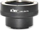 Kiwi Photo Lens Mount Adapter (LMA-OM_PQ)