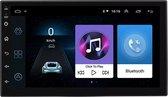 Dubbel Din Navigatie radio universeel Android 8, Apple Carplay, 7 inch full touchscreen GP
