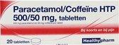 Healthyp.Paracetamol Cof.Tabl.