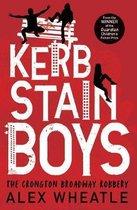 Boek cover Kerb-Stain Boys van Alex Wheatle