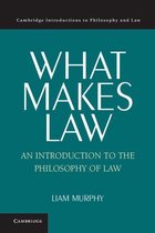 Omslag What Makes Law