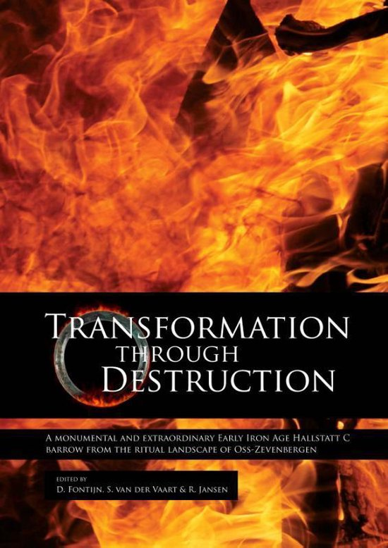 Boek cover Transformation through Destruction van David Fontijn (Paperback)
