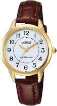 Lorus RG252JX9 - Horloge - 30 mm - Goudkleurig