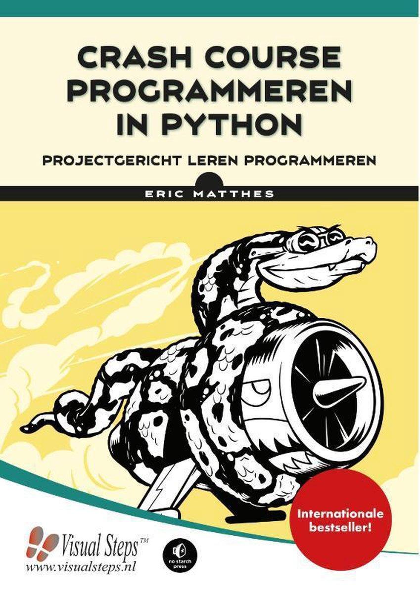 Crash course programmeren in Python