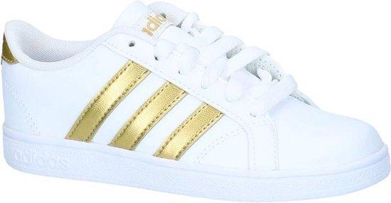 Witte Lage Sneakers adidas Baseline K