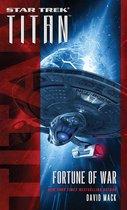 Boek cover Titan: Fortune of War van David Mack