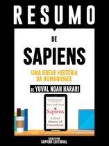 Omslag Resumo De ''Sapiens: Uma Breve Historia da Humanidade - De Yuval Noah Harari''