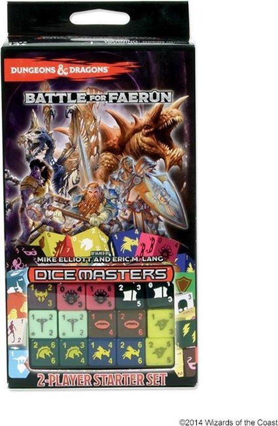Afbeelding van het spel Dice Masters Dungeons & Dragons Starter Set