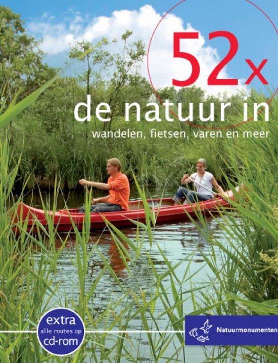 52x de natuur in - M. den Hartog pdf epub