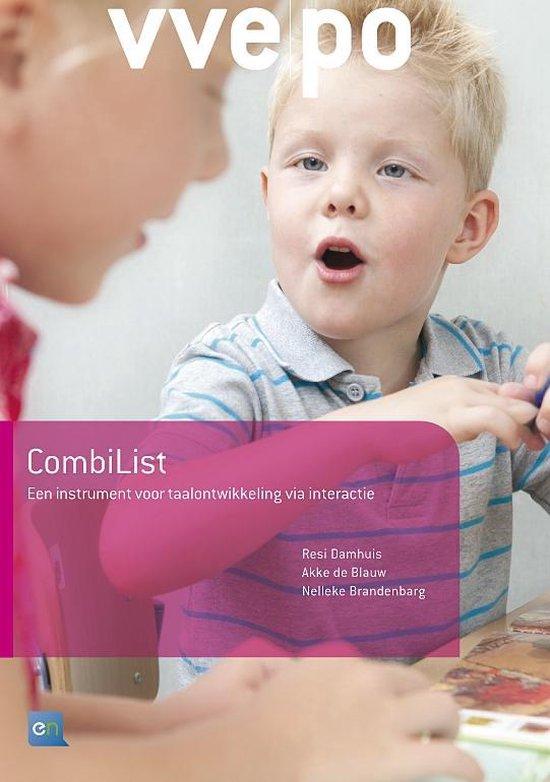Combilist, een instrument voor taalontwikkeling via interactie