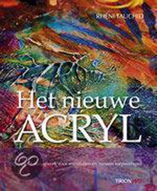 Het nieuwe acryl bronnenboek - Rheni Tauchid   Fthsonline.com