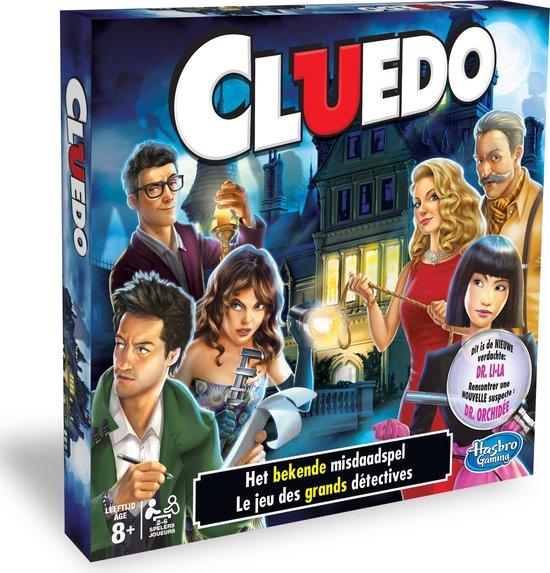 Cluedo - Bordspel (Franstalig)