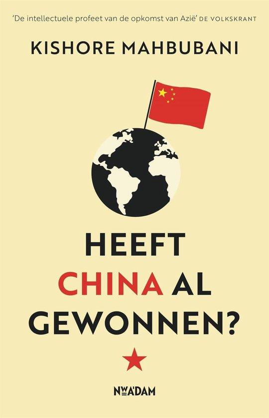 Boek cover Heeft China al gewonnen? van Kishore Mahbubani (Onbekend)