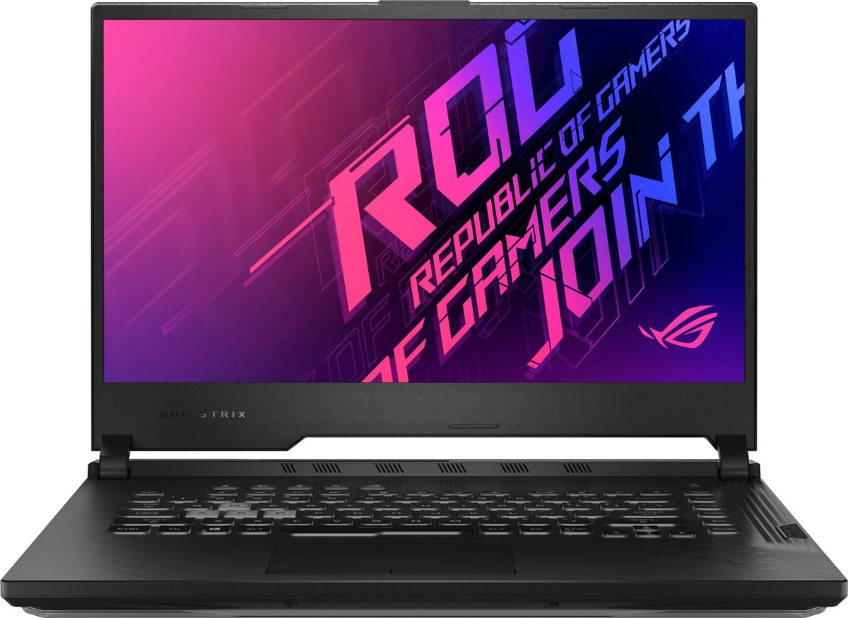 ASUS ROG G512LW-HN118T-BE – Gaming Laptop – 15.6 inch (144Hz) – Azerty
