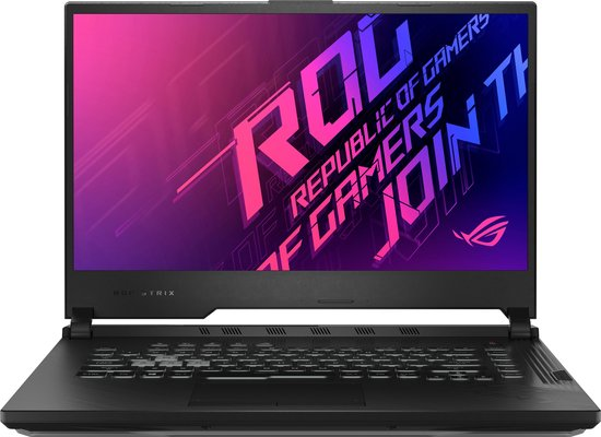 ASUS ROG G512LW-HN118T-BE - Gaming Laptop - 15.6 inch - Azerty