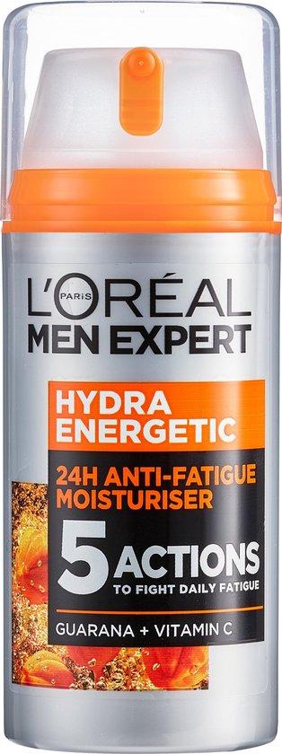 L'Oréal Paris Men Expert Hydra Energetic 24h hydraterende dagcrème - 100 ml
