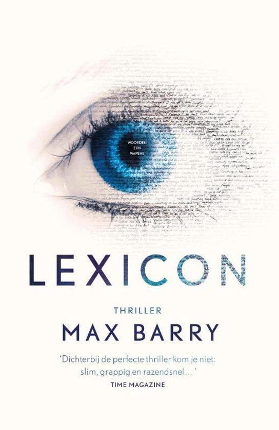 Lexicon - Max Barry pdf epub