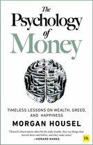 Boek cover The Psychology of Money van Morgan Housel